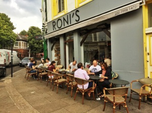 Roni's Bagel Bakery and Café- This is where you will find Jachnun in London