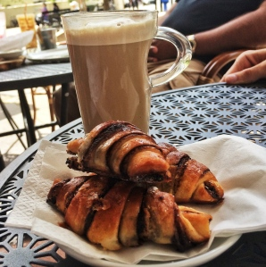 Even Rugelach in London added to the malwauch,Shakshuka, Borekas