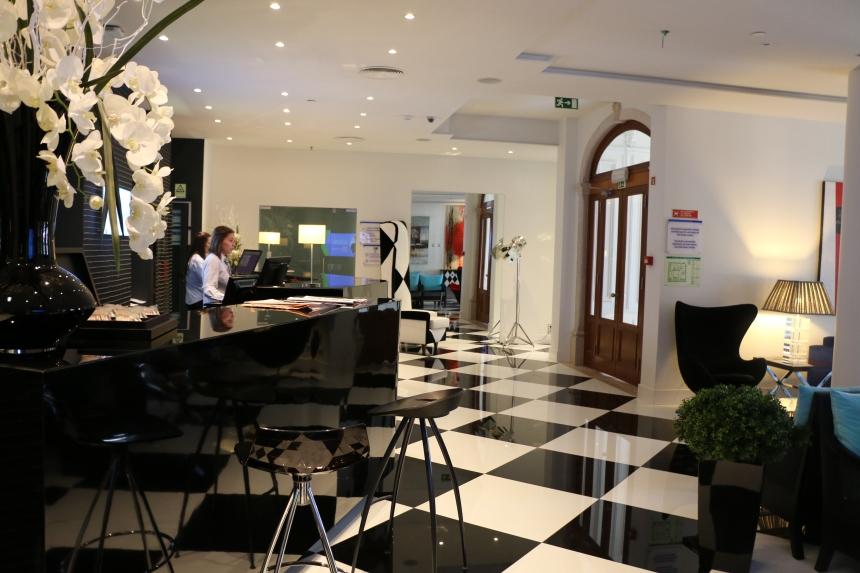 Stylish Lobby- Like!