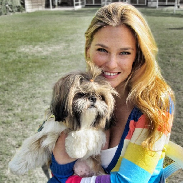 Supermodel Bar Refaeli loved Izo too