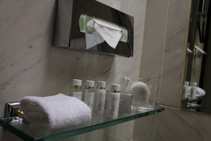 Do you like hotel souvenirs too? (I am not talking about the towels)