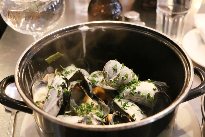 Not the best mussels I've had...